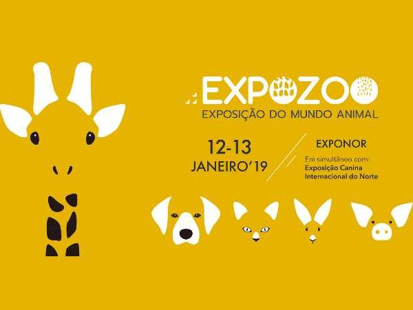 VIDEO - Expozoo 2019 - Exposição do Mundo Animal (Exponor)